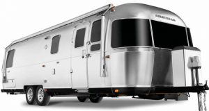 Authorized Airstream Conversion