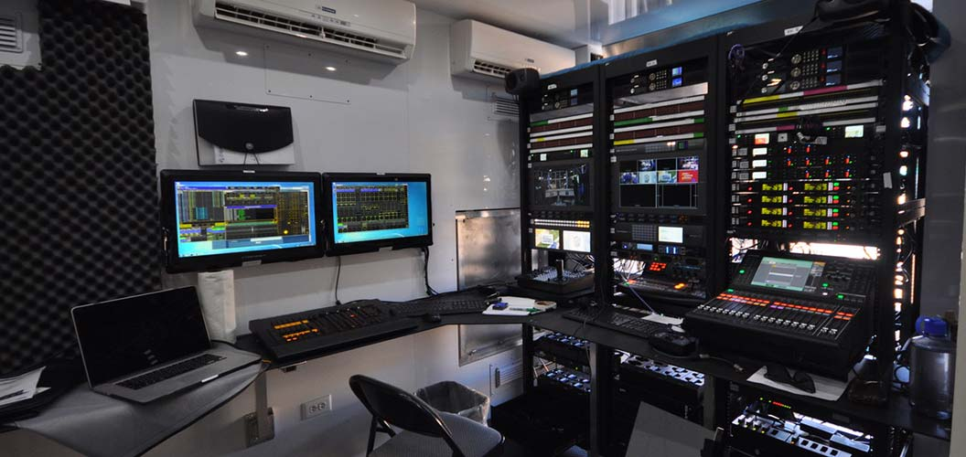 mobile command and communications