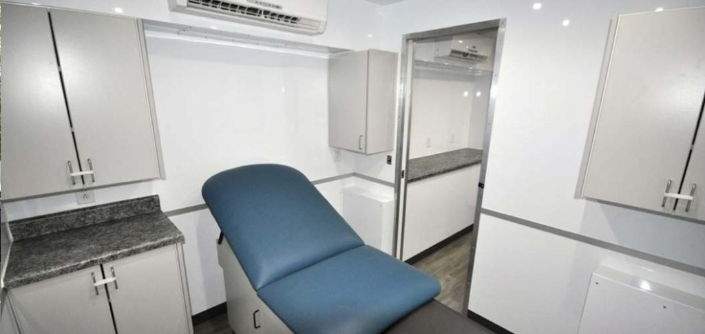Mobile Mammography Clinic