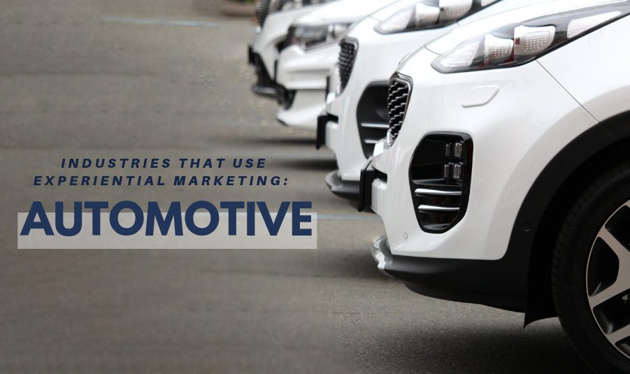 Industries That Use Experiential Marketing – Automotive
