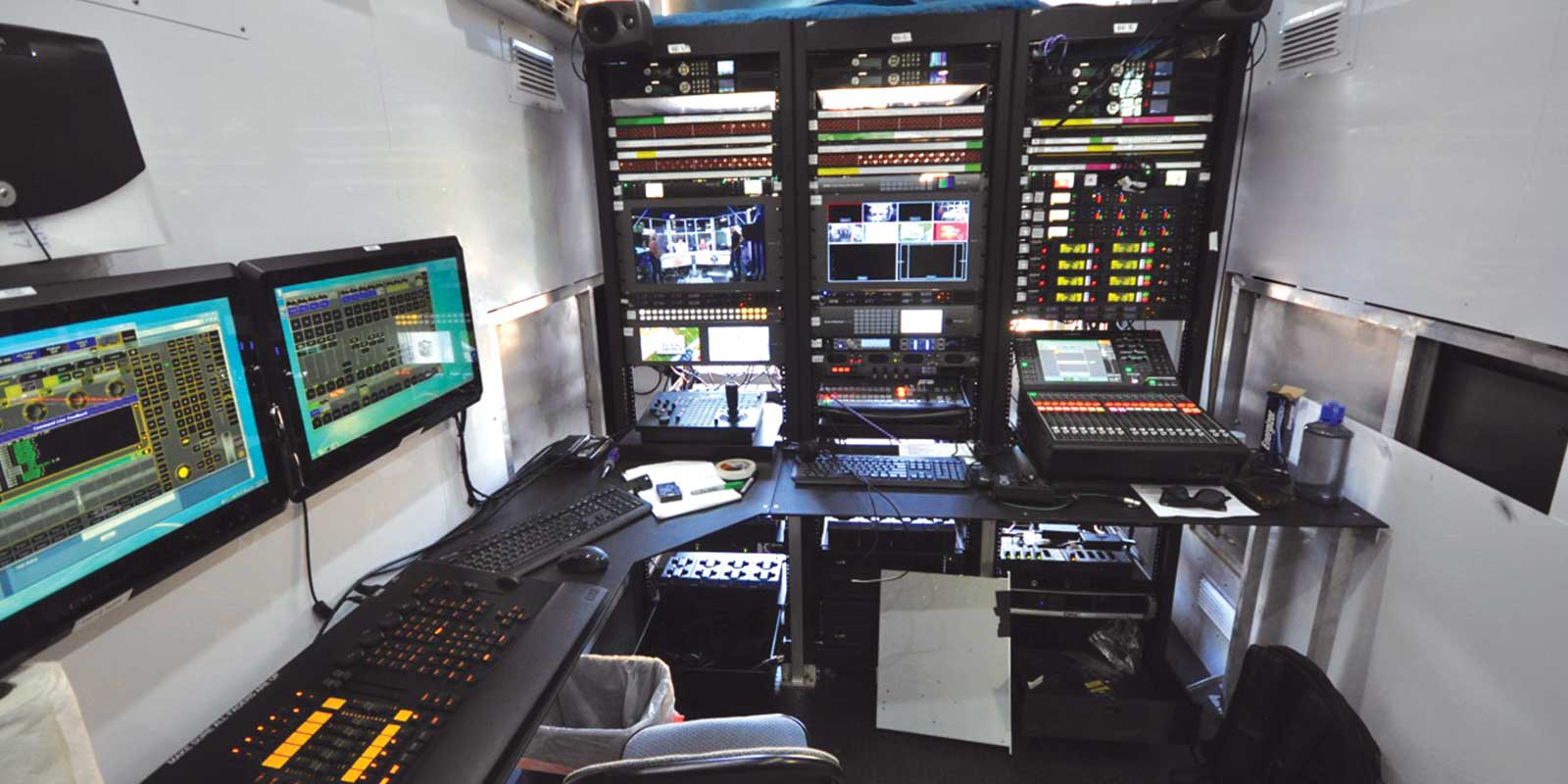 MOBILE COMMAND CENTERS