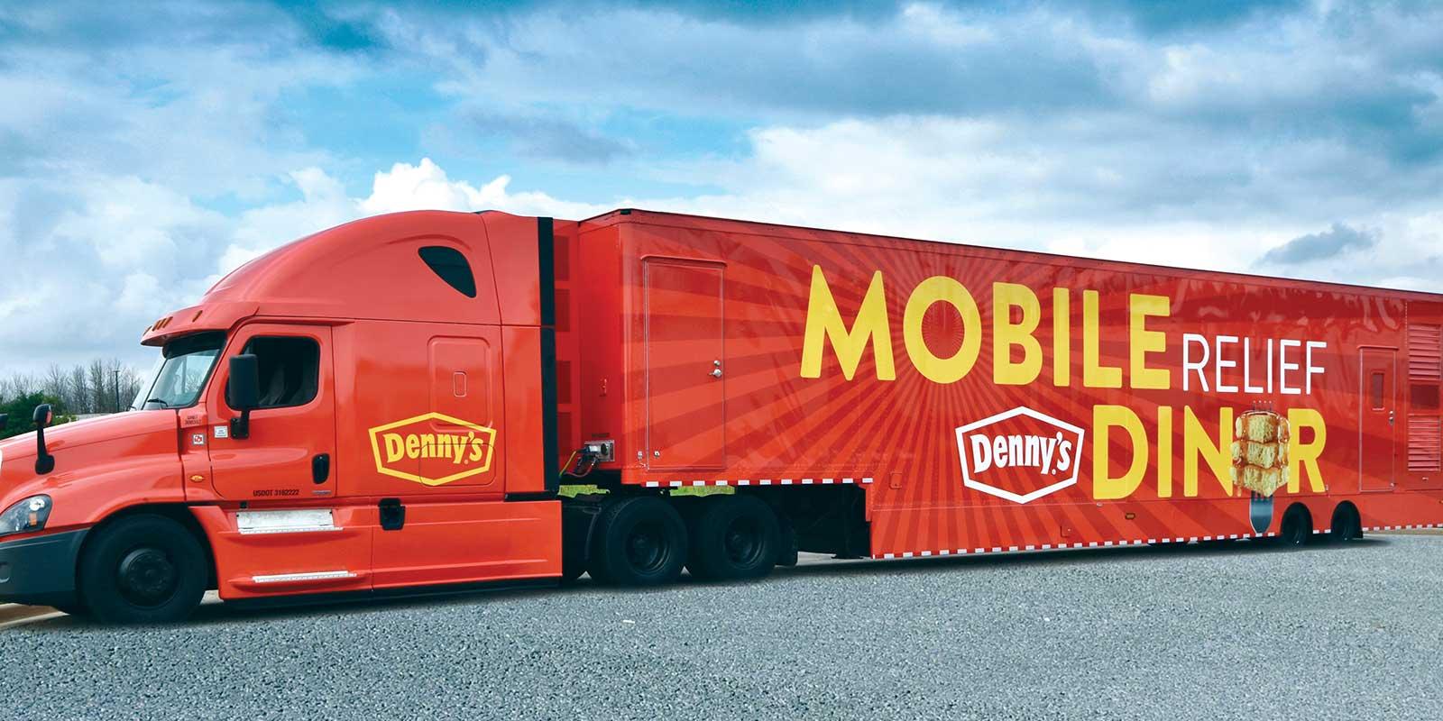 DENNY'S RELIEF 53' SEMI