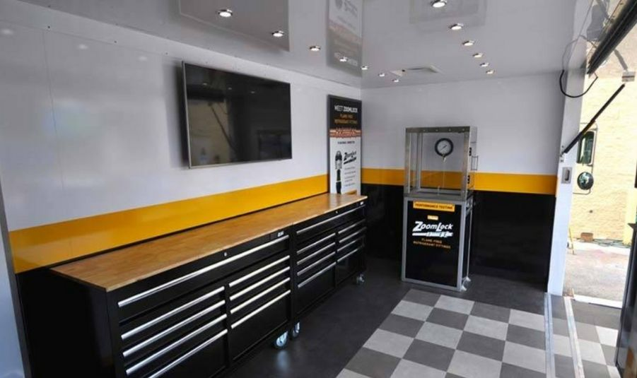 Tips for Designing Your Mobile Showroom
