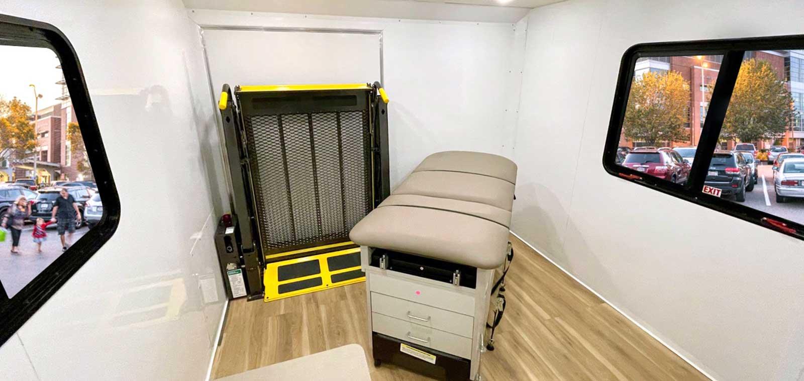Medical Winnebago RV