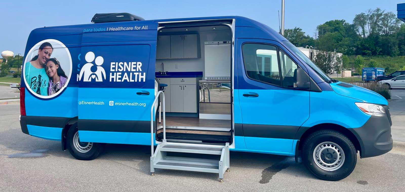 Medical Sprinter Van