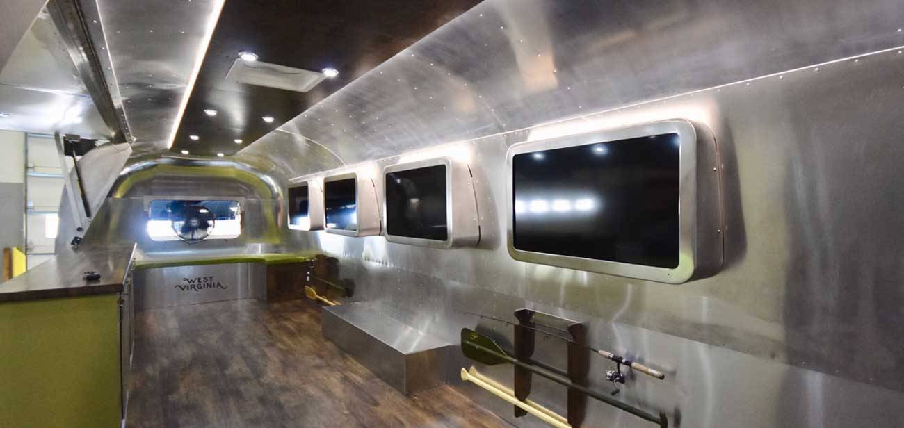 Custom Airstream Trailers | Experiential Marketing Vehicles