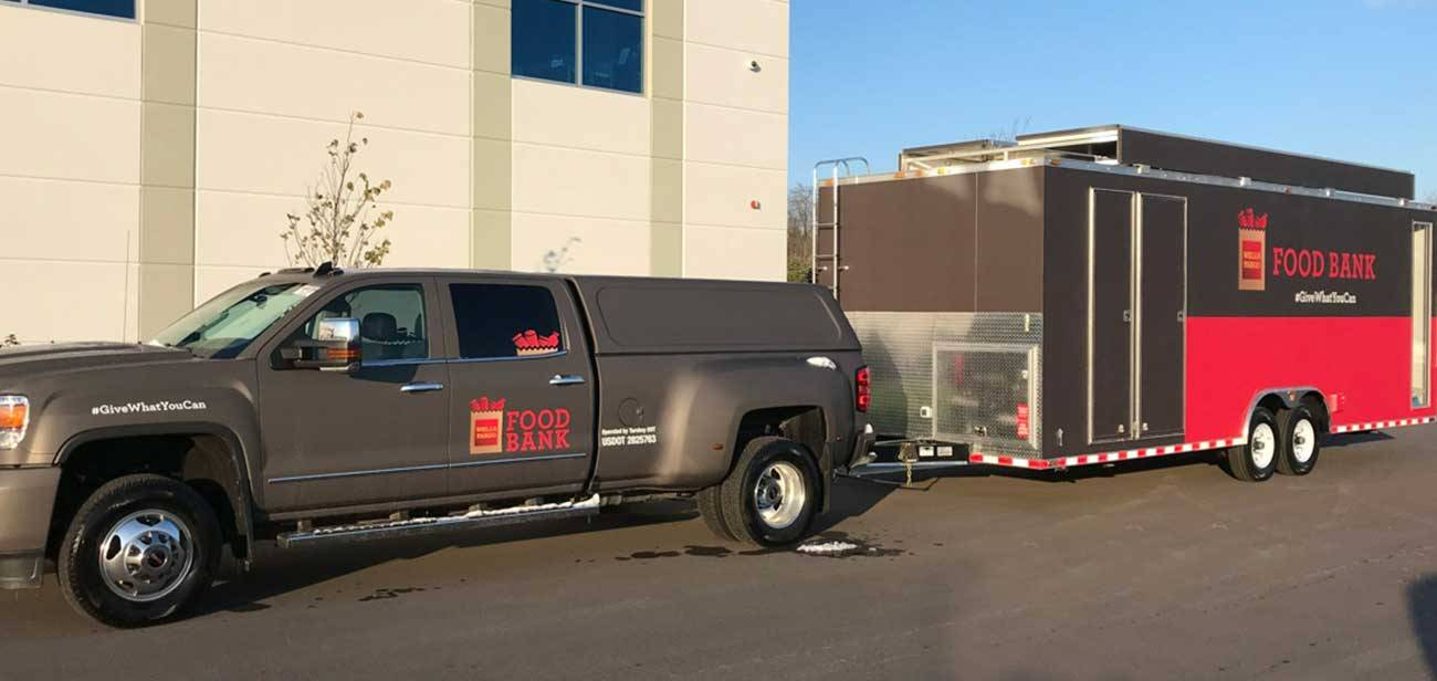 Industry Exclusive Patented Experiential Trailer